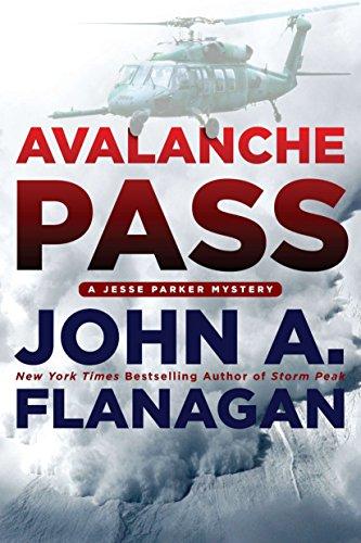 9780425245408: Avalanche Pass (A Jesse Parker Mystery)