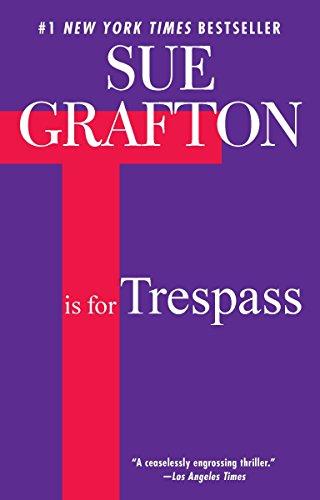 9780425245637: T is for Trespass: A Kinsey Millhone Novel