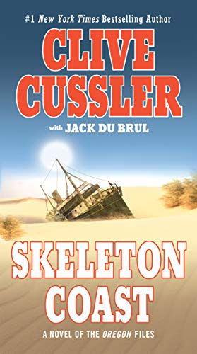 9780425245712: Skeleton Coast (Oregon Files)