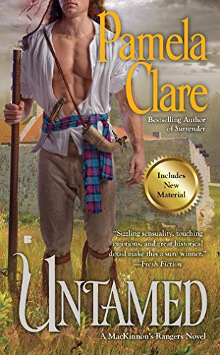 9780425245811: Untamed (A MacKinnon's Rangers Novel)