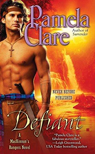 9780425246115: Defiant (MacKinnon's Rangers, Book 3)