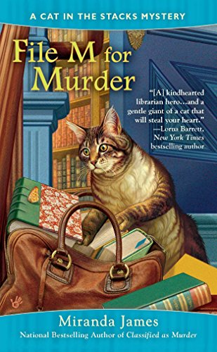 9780425246184: File M for Murder (Cat in the Stacks Mystery)