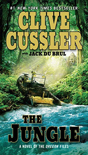 9780425246542: The Jungle (The Oregon Files)