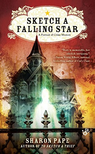 9780425246696: Sketch a Falling Star (A Portrait of Crime Mystery)