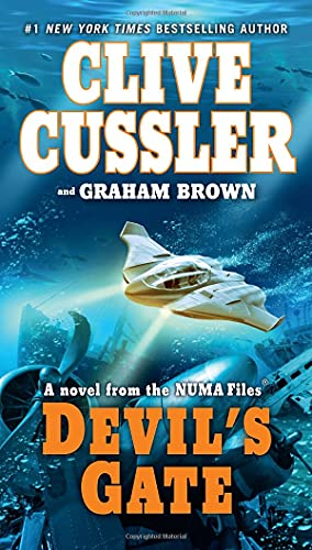 9780425246764: Devil's Gate (Numa Files, Book 9)