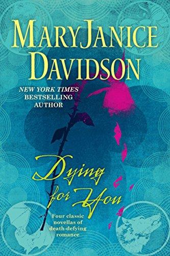 Dying for You (Berkley Sensation): Davidson, MaryJanice