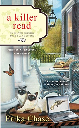 9780425247037: A Killer Read (Ashton Corners Book Club)