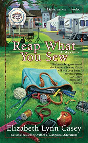 9780425247068: Reap What You Sew (Southern Sewing Circle Mysteries)