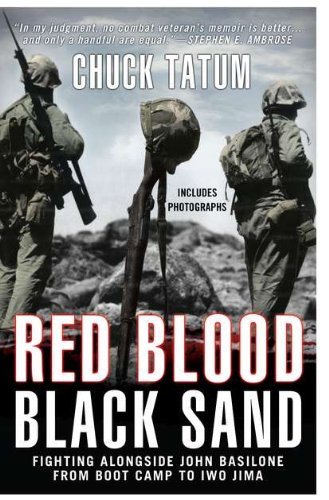 9780425247402: Red Blood, Black Sand: Fighting Alongside John Basilone from Boot Camp to Iwo Jima