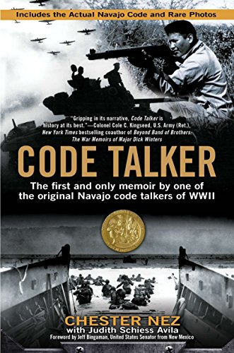 9780425247853: Code Talker: The First and Only Memoir By One of the Original Navajo Code Talkers of WWII
