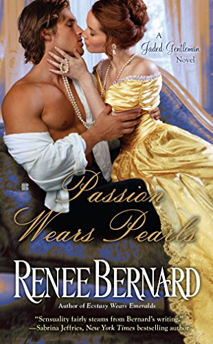 9780425247945: Passion Wears Pearls (Jaded Gentleman)