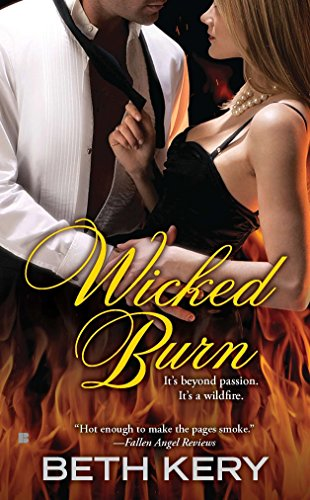 9780425247983: Wicked Burn (Berkley Sensation)