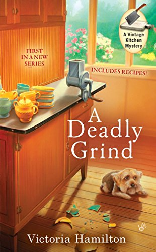 9780425248010: A Deadly Grind (A Vintage Kitchen Mystery)