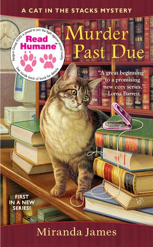 9780425248508: Murder Past Due (Cat in the Stacks)
