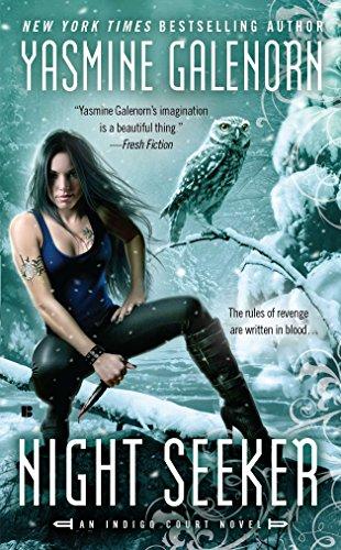 9780425250327: Night Seeker (An Indigo Court Novel)