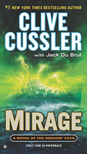 9780425250631: Mirage (The Oregon Files)