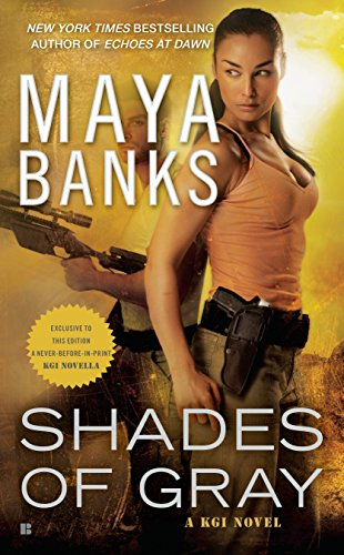 9780425251126: Shades of Gray: A KGI Novel