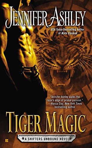 9780425251218: Tiger Magic (A Shifters Unbound Novel)