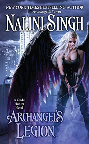 9780425251249: Archangel's Legion (Guild Hunter)