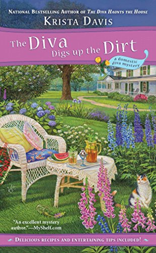 9780425251348: The Diva Digs Up the Dirt (A Domestic Diva Mystery)