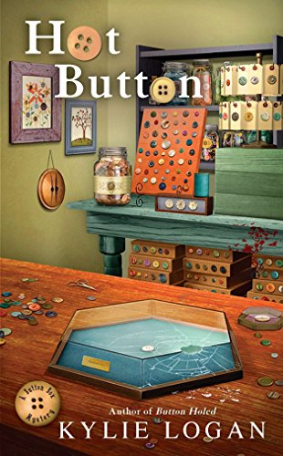 9780425251355: Hot Button (Button Box Mystery)