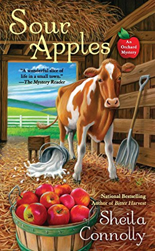 9780425251508: Sour Apples (An Orchard Mystery)