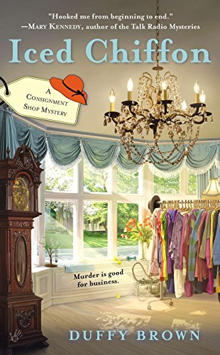 9780425251607: Iced Chiffon (A Consignment Shop Mystery)