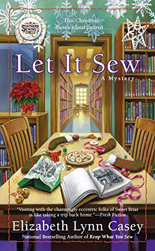 9780425251713: Let It Sew (Southern Sewing Circle Mysteries)