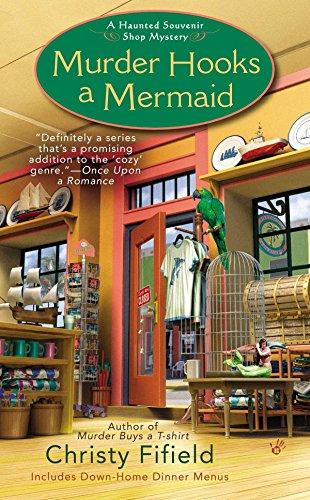 9780425251843: Murder Hooks a Mermaid (Haunted Souvenir, Book 2)