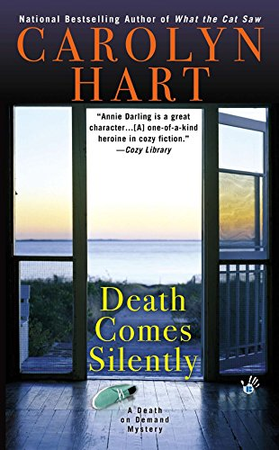 Death Comes Silently (Death on Demand Mysteries): Hart, Carolyn