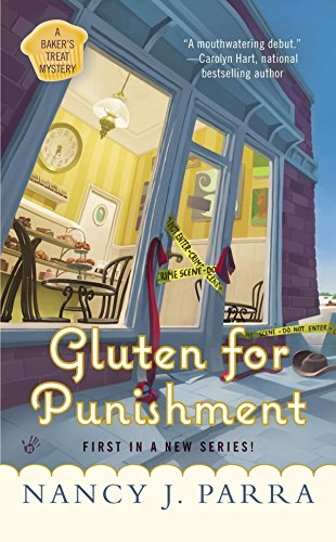 Gluten for Punishment (Gluten-Free Bakery Mysteries): Parra, Nancy J.