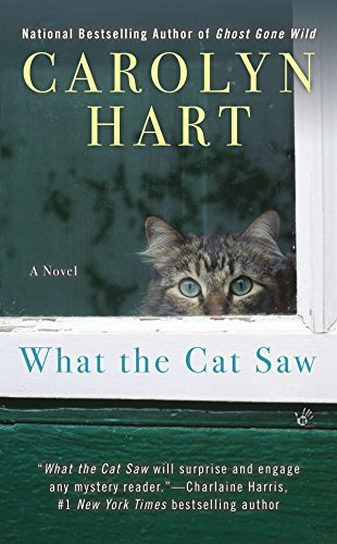 What the Cat Saw (Berkley Prime Crime) (0425252280) by Hart, Carolyn