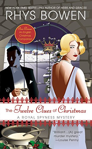9780425252345: The Twelve Clues of Christmas (Berkley Prime Crime)