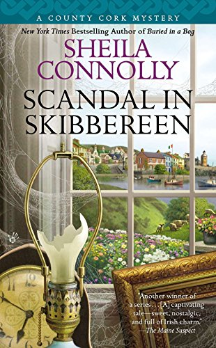 Scandal in Skibbereen (County Cork Mysteries): Connolly, Sheila