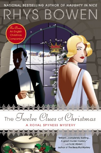 9780425252789: The Twelve Clues of Christmas (Royal Spyness Mysteries (Hardcover))