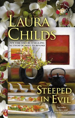 9780425252956: Steeped in Evil (Tea Shop Mysteries)