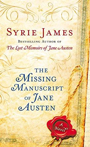 The Missing Manuscript of Jane Austen: James, Syrie