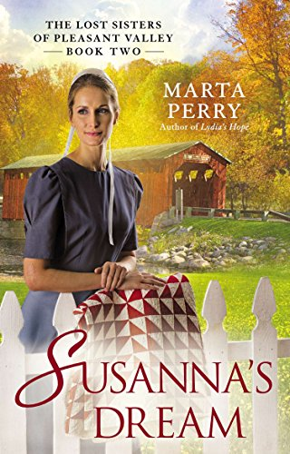 Susanna's Dream (Lost Sisters of Pleasant Valley): Perry, Marta