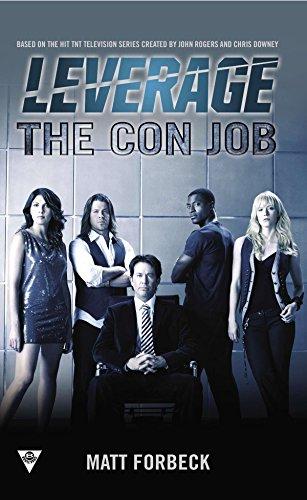 9780425253830: The Con Job (Leverage)