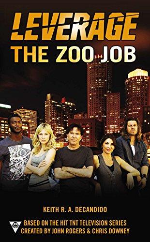 9780425253847: The Zoo Job (Leverage)