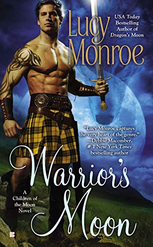9780425254424: Warrior's Moon (Children of the Moon 5)