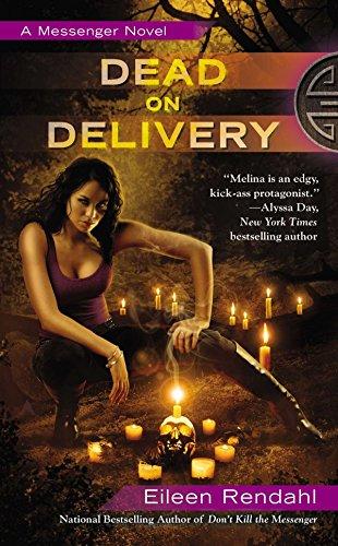 9780425254608: Dead on Delivery (A Messenger Novel)