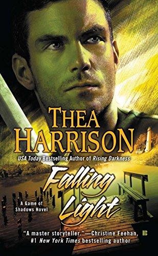 Falling Light (A Game of Shadows Novel): Harrison, Thea
