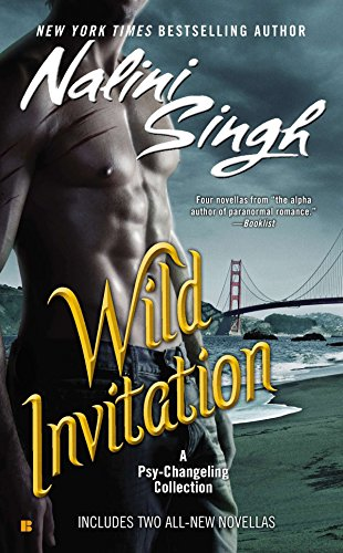 9780425255131: Wild Invitation: A Psy-Changeling Collection (Psy/Changelings)