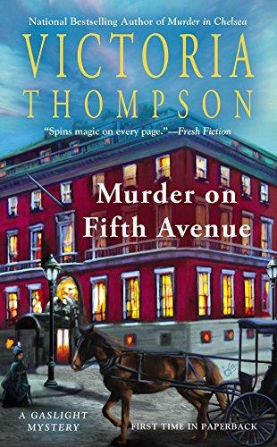 9780425255377: Murder on Fifth Avenue: A Gaslight Mystery