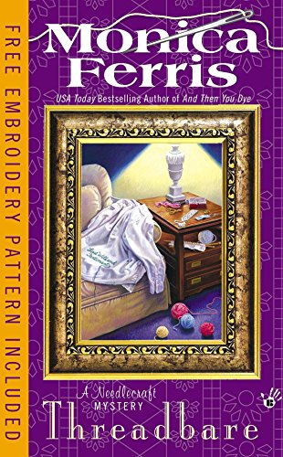 9780425255438: Threadbare (A Needlecraft Mystery)