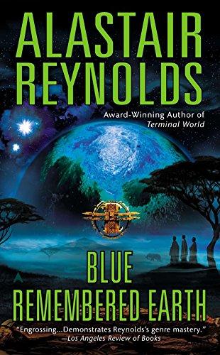 9780425256169: Blue Remembered Earth (Poseidon's Children)