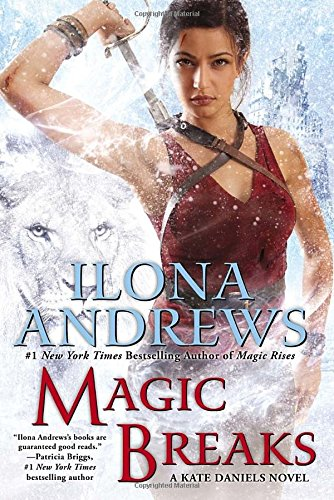 9780425256220: Magic Breaks (Kate Daniels)