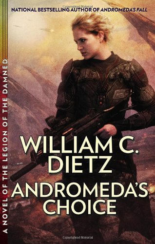 9780425256244: Andromeda's Choice (Legion of the Damned)