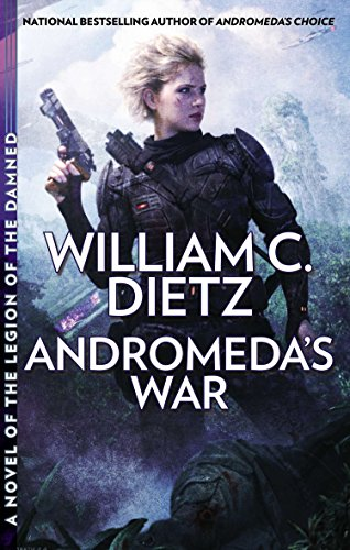 9780425256268: Andromeda's War (Legion of the Damned: Before the Fall)
